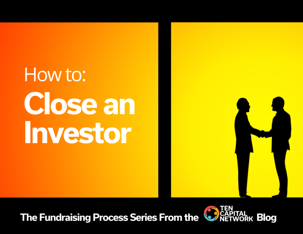 close an investor