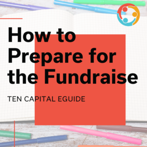 how to prepare for the fundraise