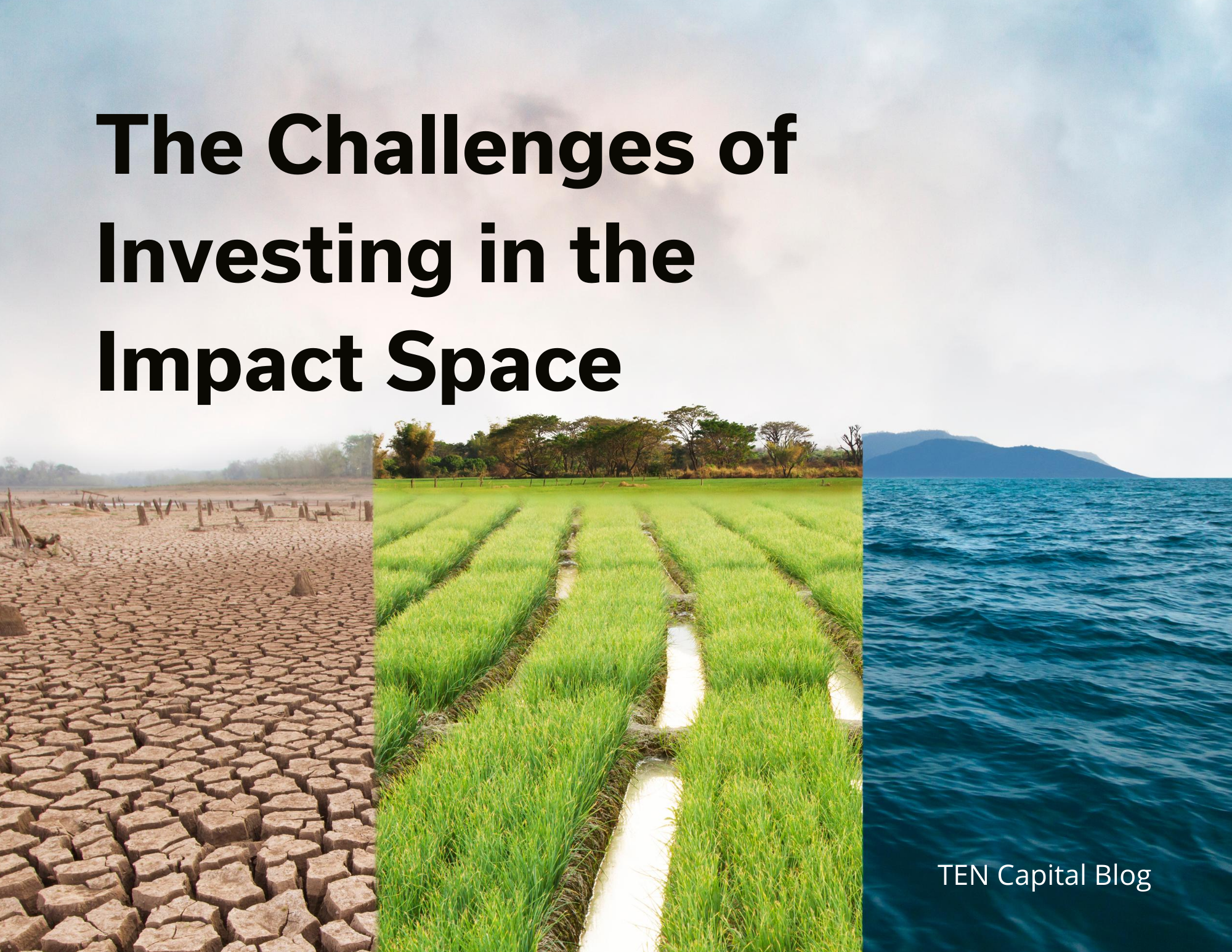 Challenges of Investing in the Impact Space