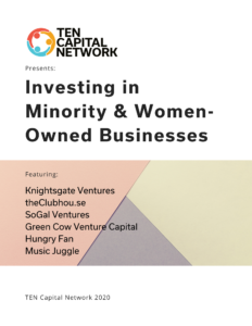 Investing in Minority & Women-Owned Businesses