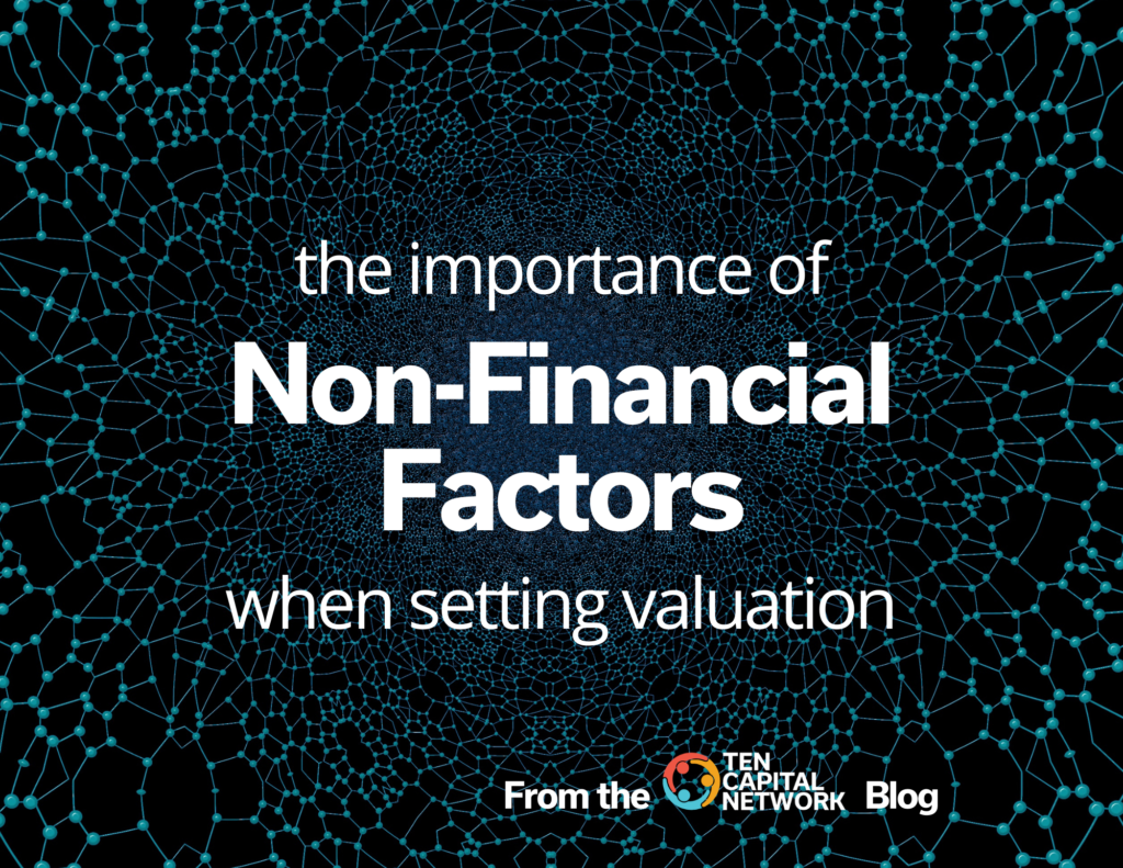 Non-Financial Factors in Setting Valuation