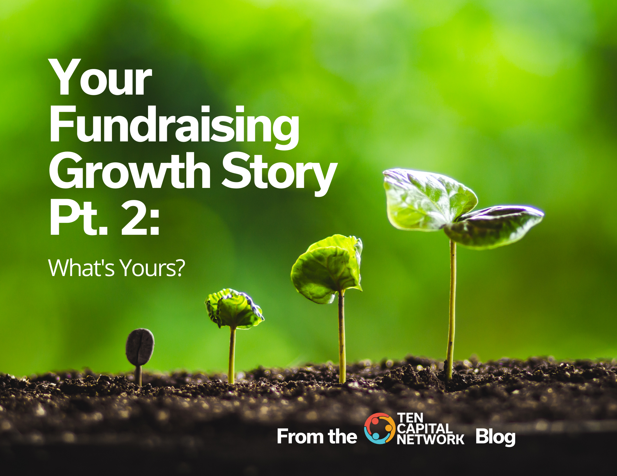 Your Fundraising Growth Story