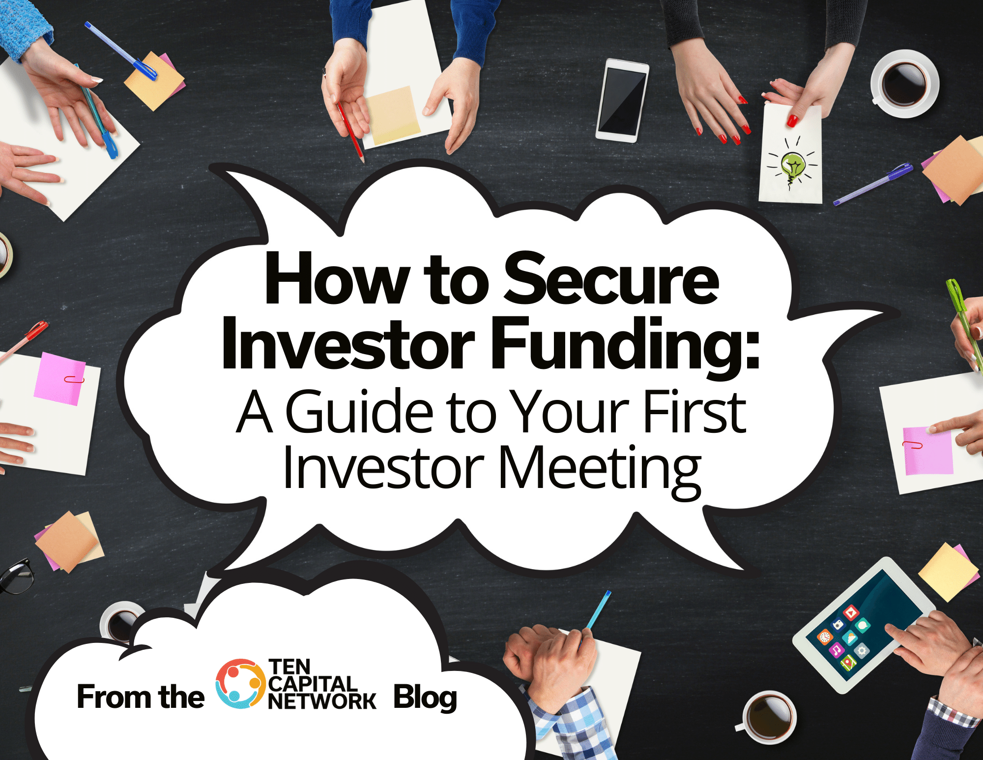 A Guide to Your First Investor Meeting