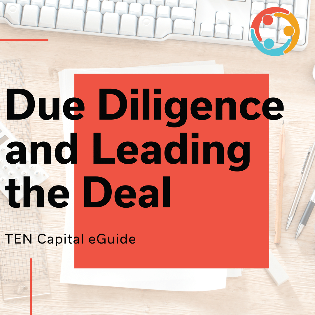 Due Diligence and Leading the Deal
