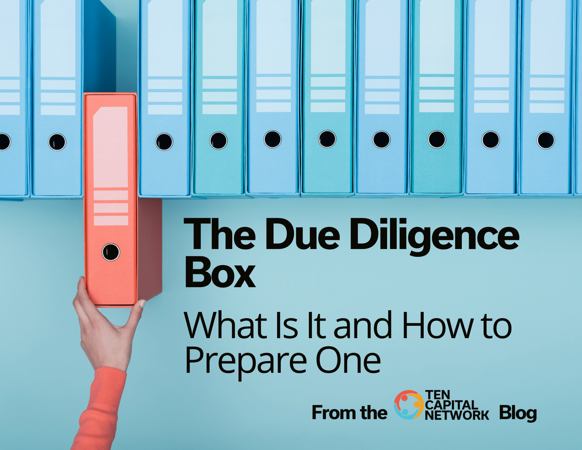 The Due Diligence Box: What Is It and How to Prepare One